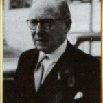 LT COL J W PEARSON 1962 – 1964