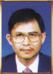 MOHD HASHIM B. ABDUL KADIR 1994 – 1995